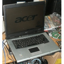 "Ноутбук Acer TravelMate 2410 (Intel Celeron M370 1.5Ghz /256Mb DDR2 /40Gb /15.4"" TFT 1280x800) - Электроугли"