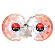 Кулер для видеокарты Thermaltake DuOrb CL-G0102 с тепловыми трубками (медный) - Электроугли