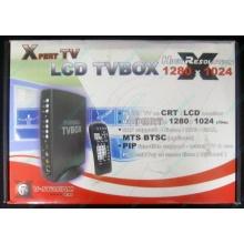 Внешний TV tuner KWorld V-Stream Xpert TV LCD TV BOX VS-TV1531R (Электроугли)