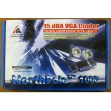 Кулер для видеокарты GlacialTech NorthPole 1000 (Электроугли)