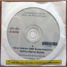 85-5777-01 Cisco Catalyst 2960 Series Switches Getting Started Guides CD (80-9004-01) - Электроугли