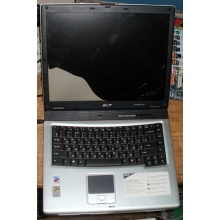 "Ноутбук Acer TravelMate 4150 (4154LMi) (Intel Pentium M 760 2.0Ghz /256Mb DDR2 /60Gb /15"" TFT 1024x768) - Электроугли"