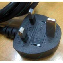 Кабель питания SS145A BS-1363/A FUSED 3-pin UK (Электроугли)