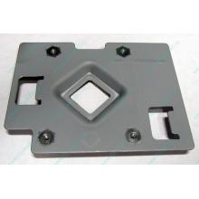 Металлическая подложка под MB HP 460233-001 (460421-001) для кулера CPU от HP ML310G5  (Электроугли)