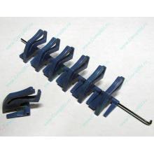 Пластиковые защелки от серверов HP для планок-заглушек PCI (Электроугли)
