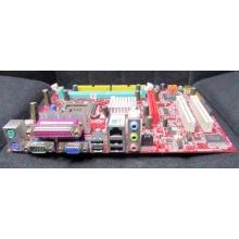 Материнская плата MSI MS-7142 K8MM-V socket 754 (Электроугли)