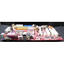 Материнская плата MSI MS-7140 915P Combo2 VER 2.0 s.775 (Электроугли)