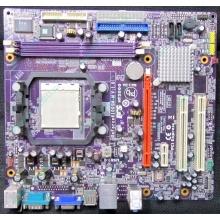 Материнская плата ECS GeForce6100SM-M V:1.0 Б/У (Электроугли)