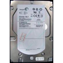 Жесткий диск 600Gb 15k Dell 9FN066-008 6G SAS ( Seagate Cheetach ST3600057SS 15K.7) - Электроугли