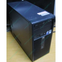 Компьютер HP Compaq dx7400 MT (Intel Core 2 Quad Q6600 (4x2.4GHz) /4Gb /250Gb /ATX 300W) - Электроугли