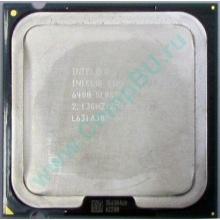 Процессор Intel Core 2 Duo E6400 (2x2.13GHz /2Mb /1066MHz) SL9S9 socket 775 (Электроугли)