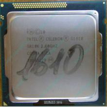 Процессор Intel Celeron G1610 (2x2.6GHz /L3 2048kb) SR10K s.1155 (Электроугли)