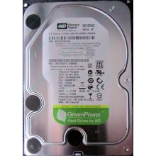Б/У жёсткий диск 1Tb Western Digital WD10EVVS Green (WD AV-GP 1000 GB) 5400 rpm SATA (Электроугли)
