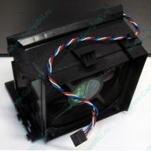 Вентилятор для радиатора CPU Dell Optiplex 745/755 Tower (Электроугли)