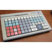 POS-клавиатура HENG YU S78A PS/2 белая (без кабеля!) - Электроугли