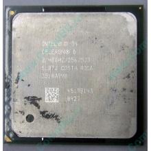Процессор Intel Celeron D (2.4GHz /256kb /533MHz) SL87J s.478 (Электроугли)