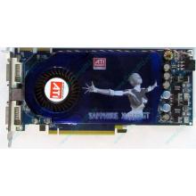 Б/У видеокарта 256Mb ATI Radeon X1950 GT PCI-E Saphhire (Электроугли)