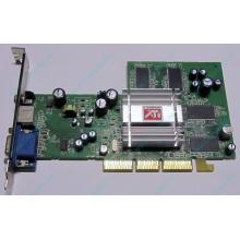 Видеокарта 128Mb ATI Radeon 9200 AGP (Электроугли)