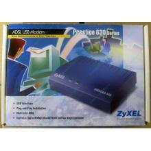 Внешний ADSL модем ZyXEL Prestige 630 EE (USB) - Электроугли
